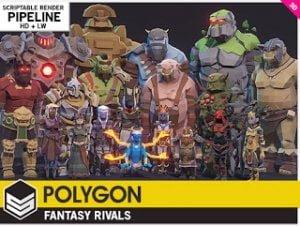 POLYGON – Fantasy Rivals 1.01