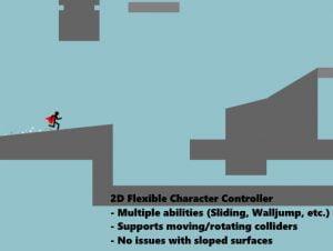2D Flexible Platformer Controller v1.4