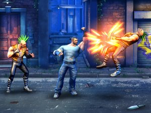 Beat Em Up – Game Template 3D