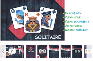 Solitaire Kings Kit