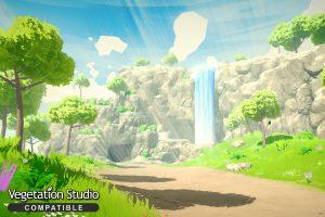 Fantasy Adventure Environment