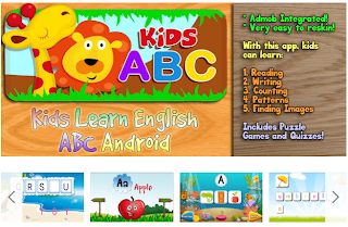 Read more about the article Kids Learn English ABC
