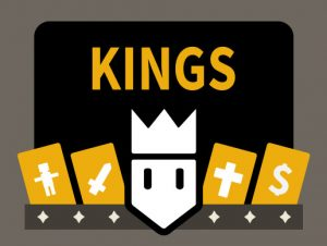 Kings – Card Swiping Decision Game Asset 1.31