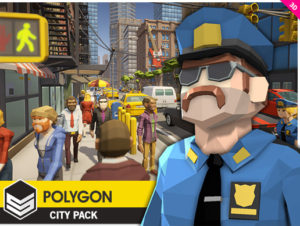 POLYGON – City Pack