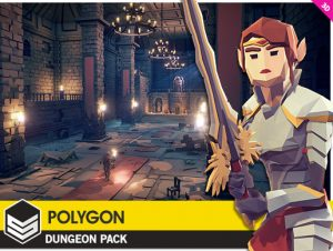 POLYGON – Dungeons Pack