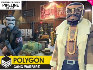 POLYGON – Gang Warfare Pack