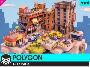 POLYGON MINI – City Pack