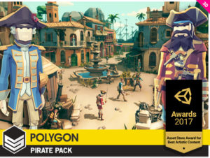 POLYGON – Pirates Pack