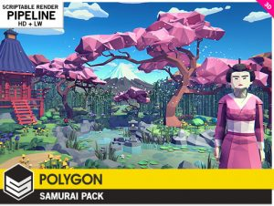 POLYGON – Samurai Pack