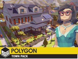 POLYGON – Town Pack