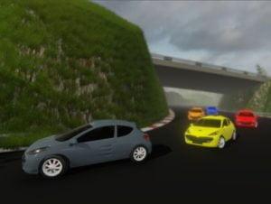 Racing Game Template