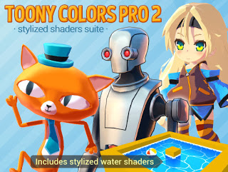 Read more about the article Toony Colors Pro 2