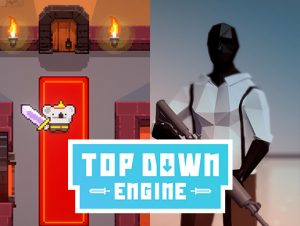 Read more about the article TopDown Engine