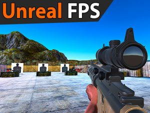 Unreal FPS – Free Download
