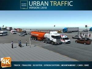 Urban Traffic System 2018.2