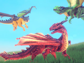Read more about the article Unka the Dragon