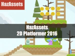 2D Platformer 2016 : Easiest Way to make a 2D Game