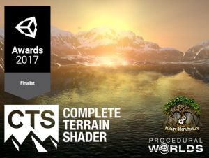CTS – Complete Terrain Shader