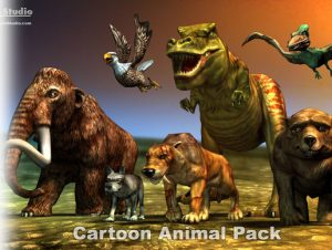 Cartoon-Animal-Pack-300x226