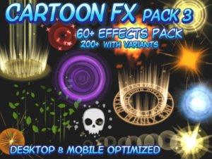 Cartoon FX Pack 3
