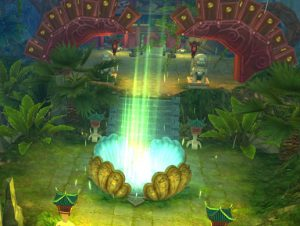 Fantasy Asia Arena for RPG, MOBA, MMO for Mobile