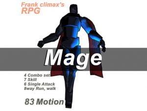 Frank RPG Mage