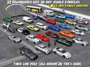 Read more about the article Get In Out Vehicle Collection