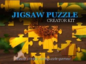 Jigsaw puzzle – Creator Kit