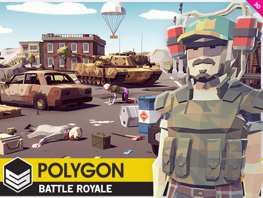 POLYGON – Battle Royale Pack