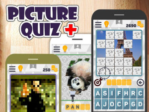 Picture Quiz Plus