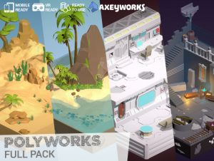 Read more about the article PolyWorks: Full Pack