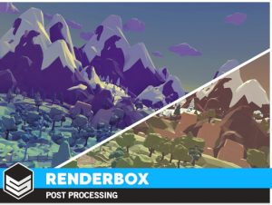 RENDERBOX – Post Processing (Legacy)