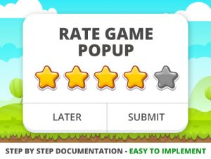 Read more about the article Rate Game Popup (Android & iOS)