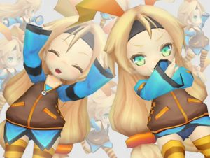 Read more about the article SD Unity-chan Adventure Action Pack