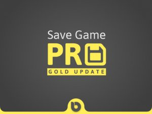 Save Game Pro – Gold Update