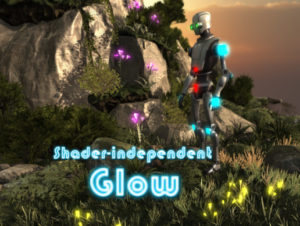 Shader-Independent Glow