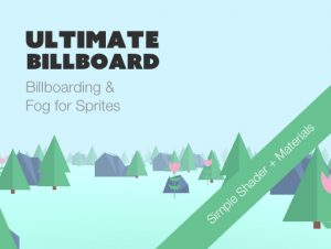 Ultimate Billboard – Multipurpose Billboard & Fog Sprite Shader