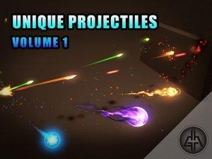 Read more about the article Unique Projectiles Volume 1