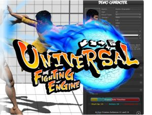 Universal Fighting Engine (Basic)