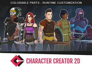 Read more about the article Character Creator 2D