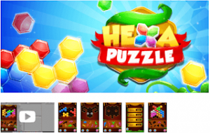 Hexa Puzzle Blocks