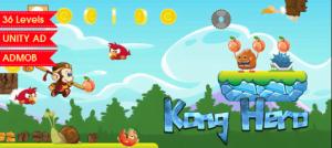 Kong Hero – Platformer