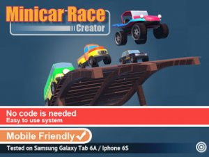 Minicar Race Creator