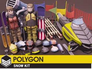 polygon-snow-kit