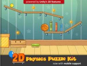 2D Physics Puzzle Kit