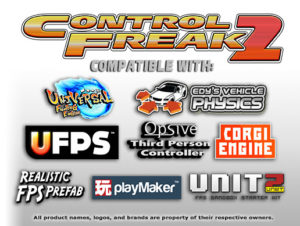 Control Freak 2 – Touch Input Made Easy