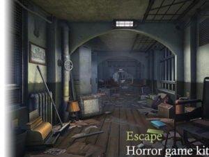"Escape ""Horror Game Kit"""