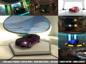 Garage and Showroom Pack