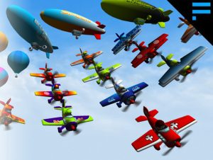 Huge Cartoon Planes & Accessories Collection