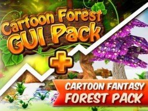 Mega Forest Pack 2 in 1